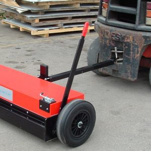 Towable Magnetic Sweeper